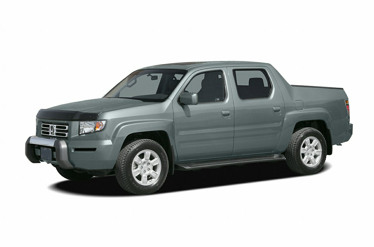 2006 Honda Ridgeline RTL Crew Cab Pickup for sale in Fort Worth for $8,991 with 204,917 miles.
