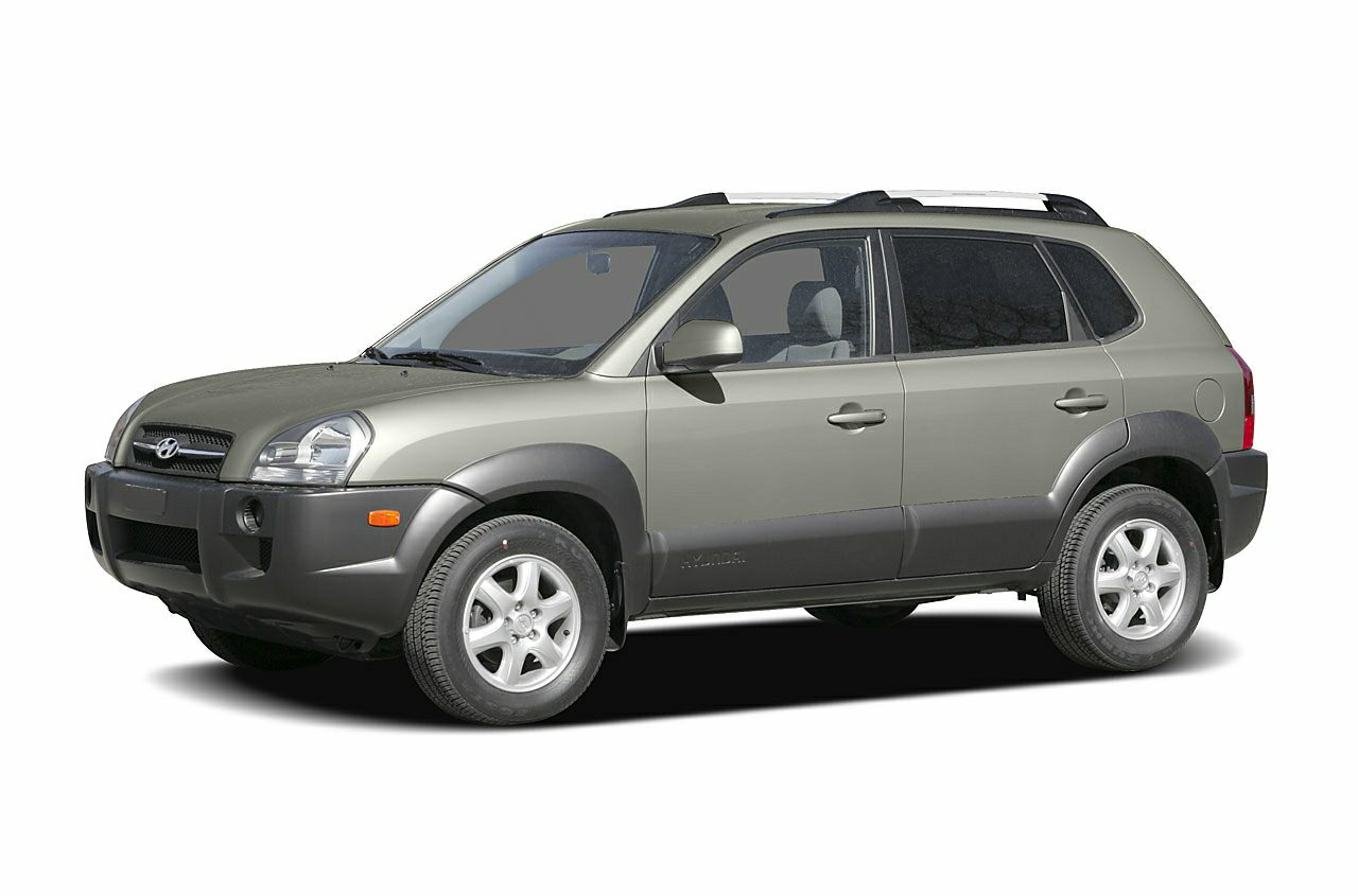 2006 Hyundai Tucson GLS SUV for sale in Austin for $7,995 with 115,537 miles.