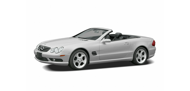 2006 Mercedes-Benz SL450