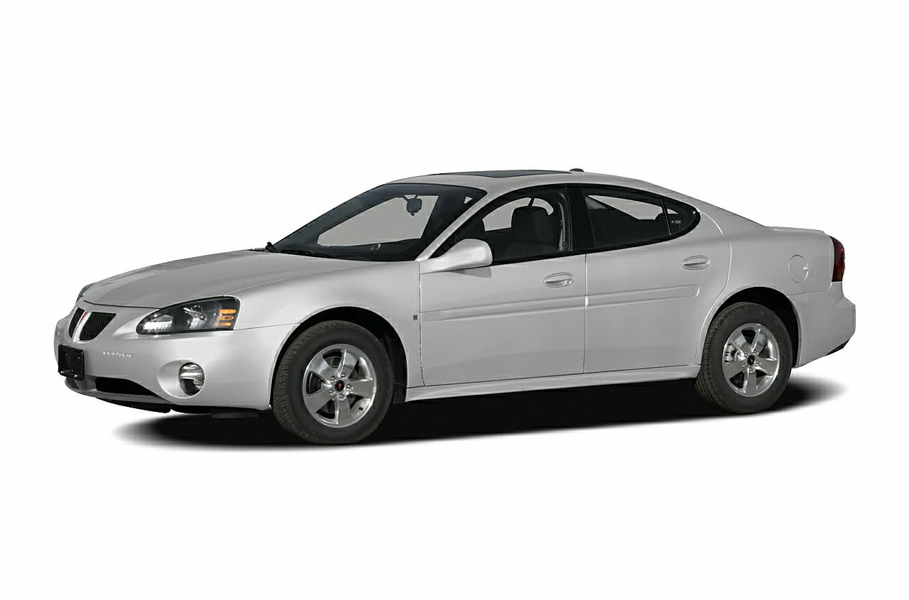 2006 Pontiac Grand Prix Sedan for sale in Traverse City for $7,800 with 83,774 miles