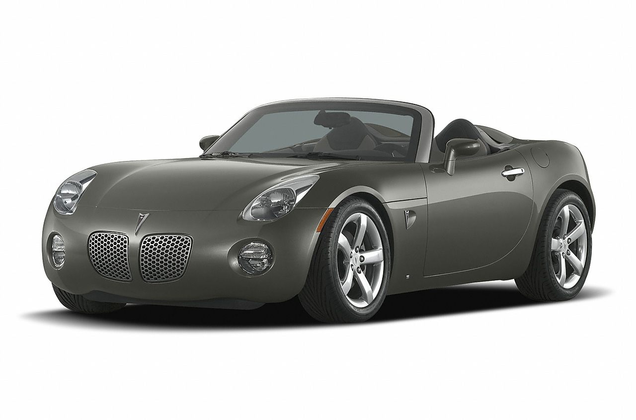 2006 Pontiac Solstice Convertible for sale in Muskogee for $7,993 with 97,289 miles.