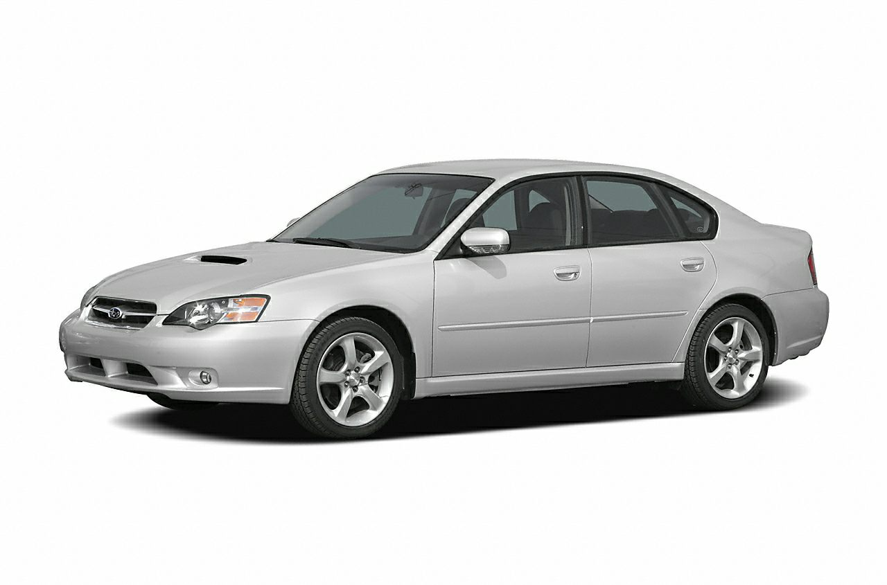 2006 Subaru Legacy 2.5 GT Limited Sedan for sale in Longmont for $10,995 with 92,250 miles.