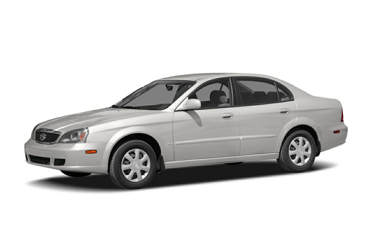 2006 Suzuki Verona Luxury Sedan for sale in Bakersfield for $7,500 with 92,772 miles