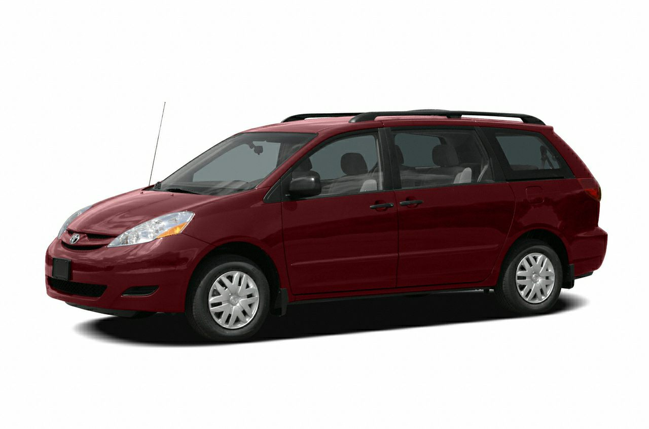 2006 Toyota Sienna CE Minivan for sale in Austin for $7,999 with 116,345 miles.