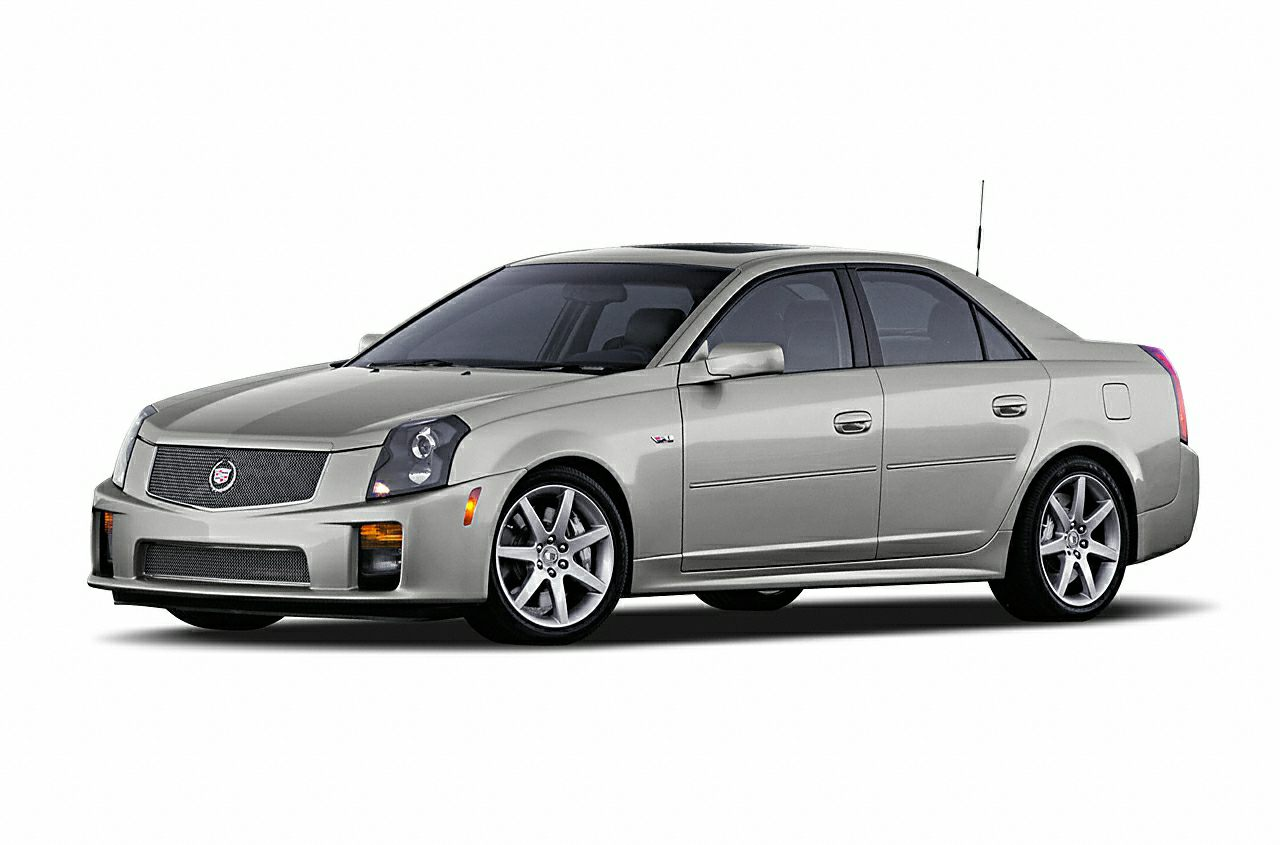 2007 Cadillac CTS V Sedan for sale in Arlington for $18,995 with 86,215 miles.