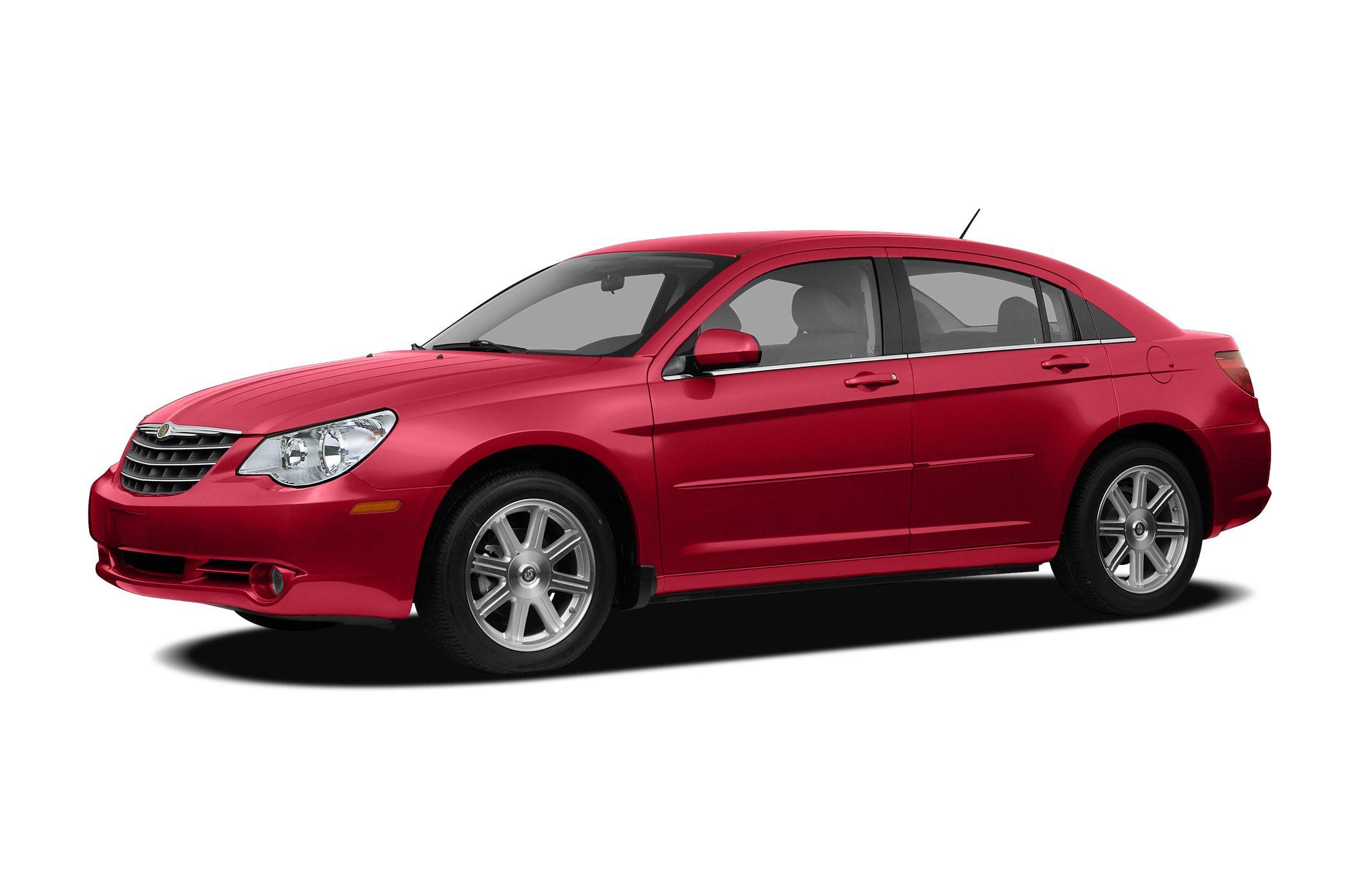 2007 Chrysler Sebring Touring Sedan for sale in Sacramento for $5,995 with 121,637 miles