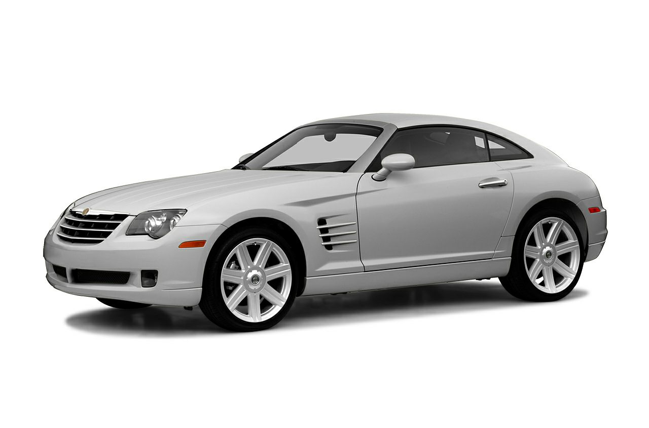 2007 Chrysler Crossfire Limited Convertible for sale in Longview for $15,900 with 25,180 miles.