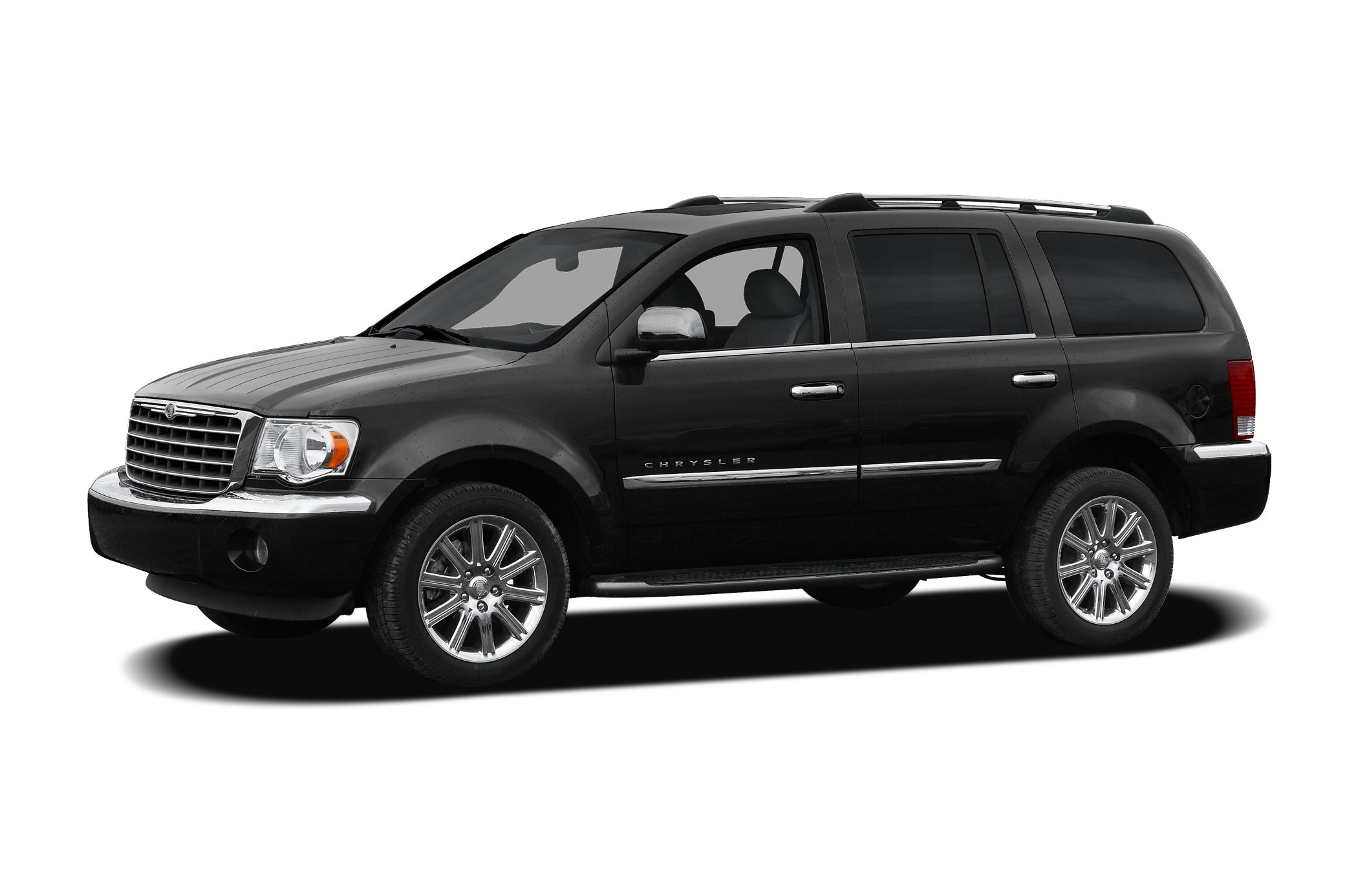 2007 Chrysler Aspen Limited SUV for sale in Circleville for $0 with 93,780 miles