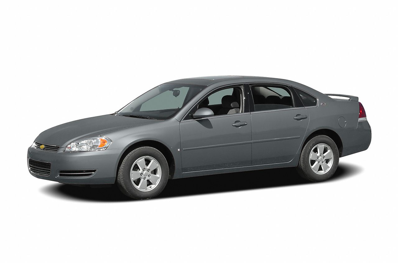 2007 Chevrolet Impala LS Sedan for sale in Hickory for $5,908 with 131,000 miles.