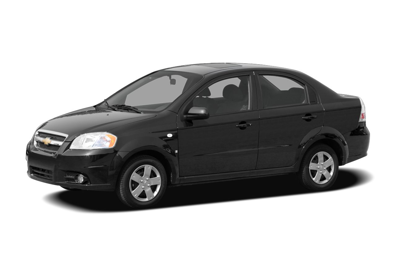 2007 Chevrolet Aveo LS Sedan for sale in Pottsville for $6,995 with 95,591 miles.