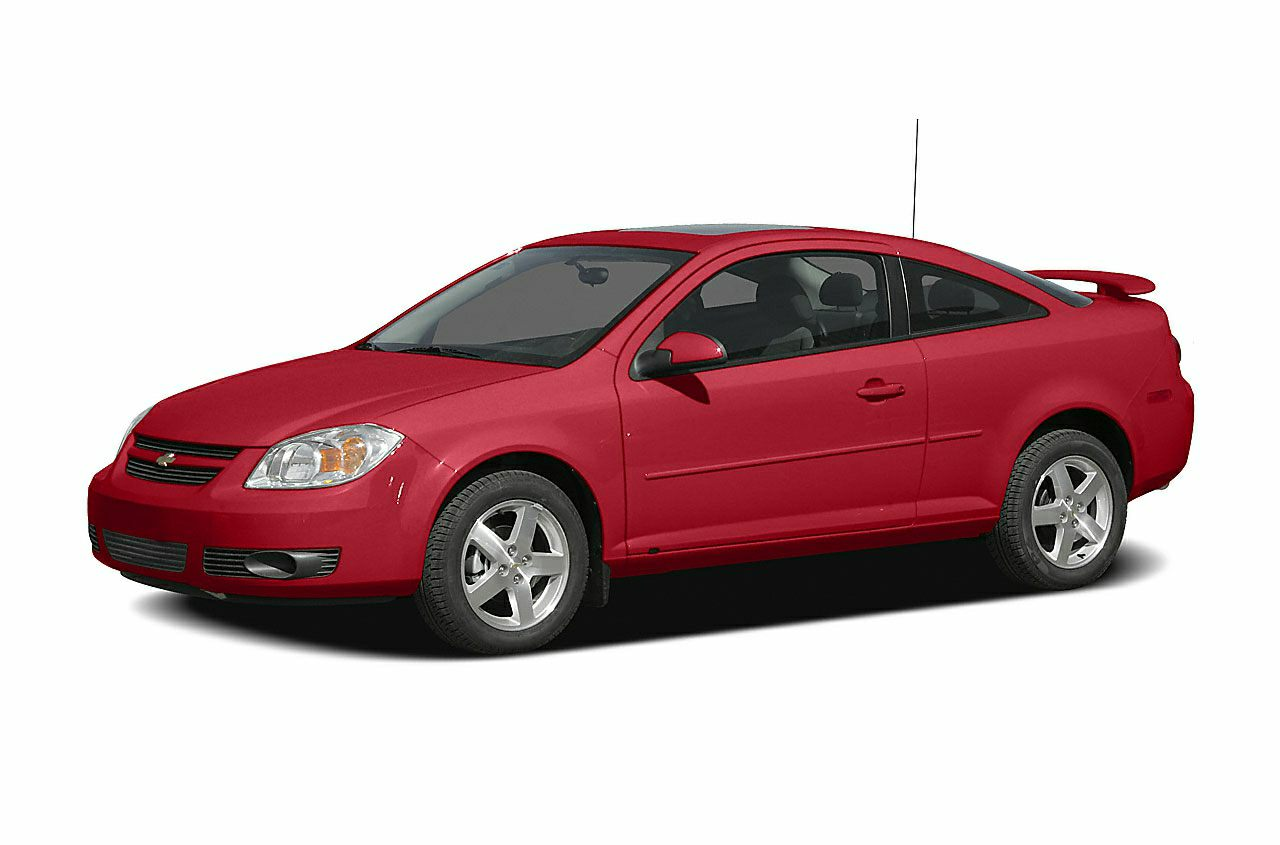 2007 Chevrolet Cobalt LT Coupe for sale in Janesville for $5,866 with 105,585 miles