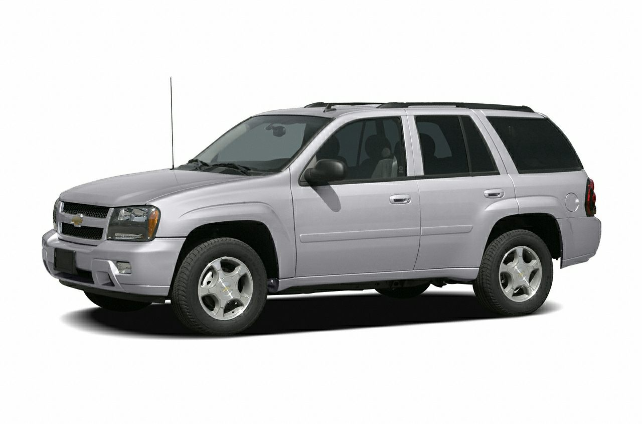 2007 Chevrolet TrailBlazer LS SUV for sale in Erie for $0 with 95,921 miles