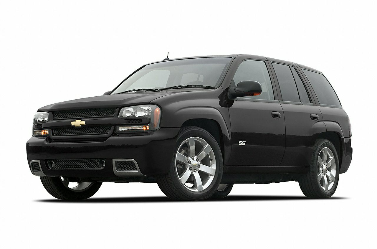 2007 Chevrolet TrailBlazer SS SUV for sale in Honolulu for $14,995 with 121,501 miles.