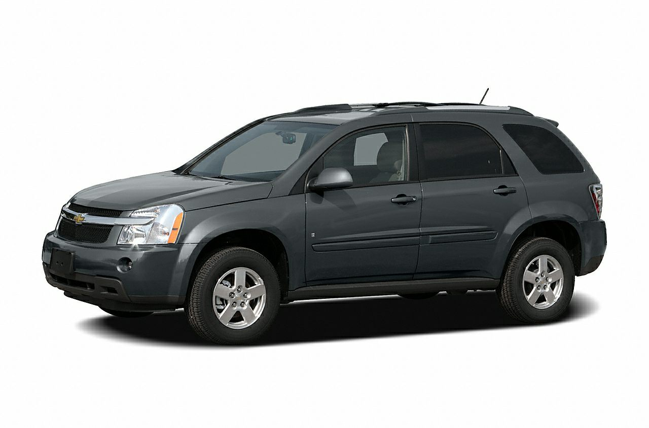 2007 Chevrolet Equinox LT SUV for sale in Richmond for $7,613 with 145,898 miles.