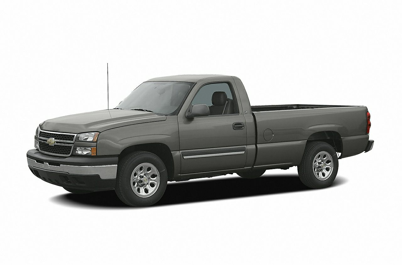 2007 Chevrolet Silverado 1500 LS Classic Crew Cab Pickup for sale in Waxahachie for $13,995 with 159,301 miles