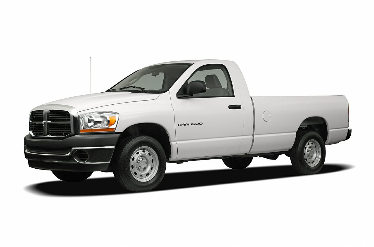 2007 Dodge Ram 1500 ST Regular Cab Pickup for sale in Livingston for $8,995 with 103,872 miles