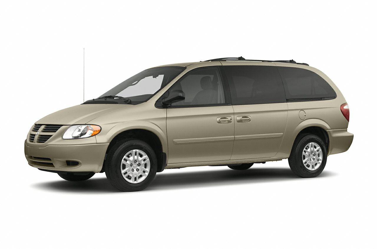 2007 Dodge Grand Caravan SXT Minivan for sale in Warner Robins for $7,987 with 110,575 miles.
