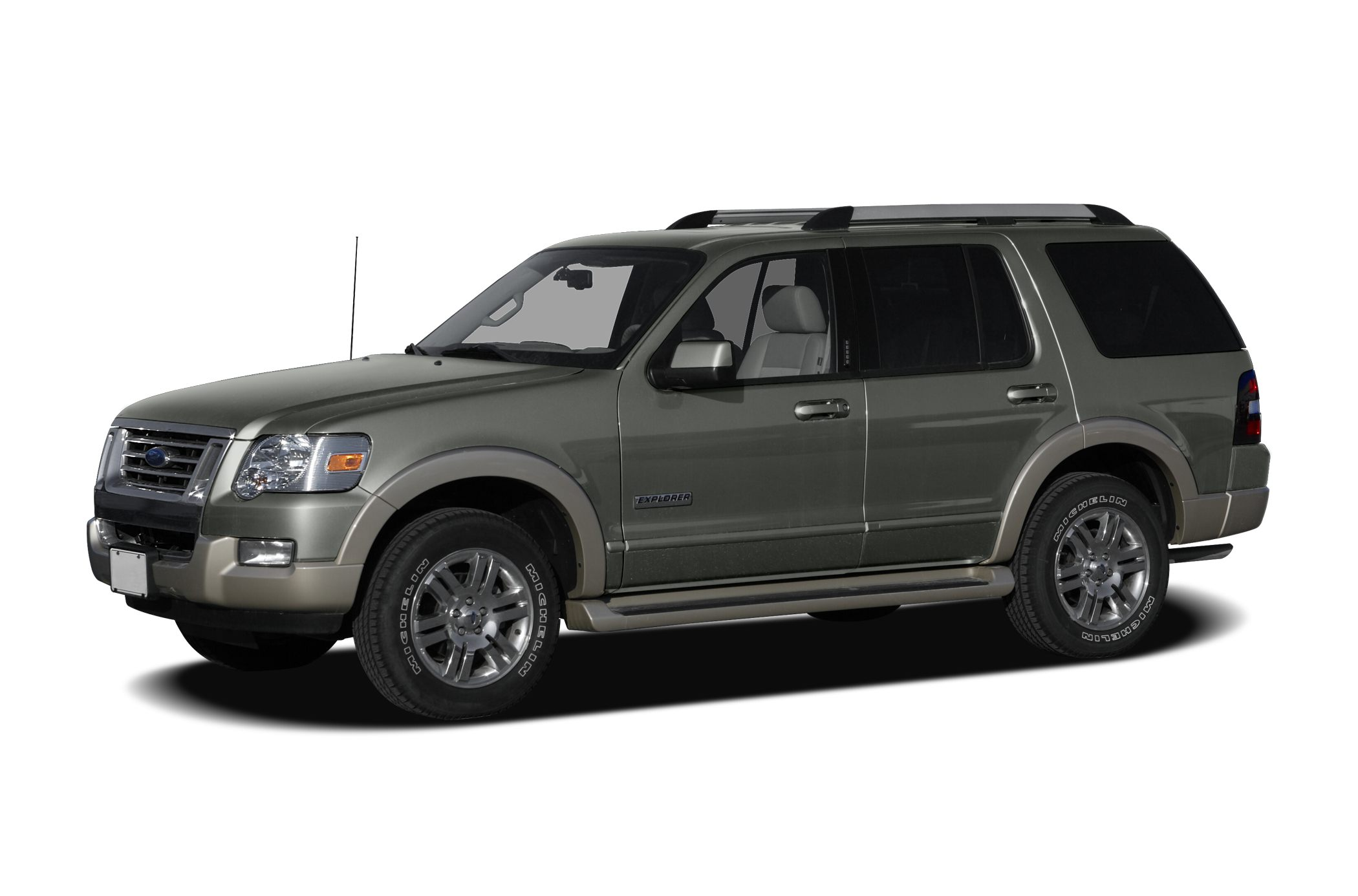 2007 Ford Explorer Eddie Bauer SUV for sale in Seattle for $10,000 with 124,462 miles.