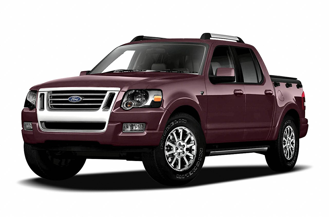 2007 Ford Explorer Sport Trac Limited Crew Cab Pickup for sale in Oklahoma City for $0 with 121,567 miles