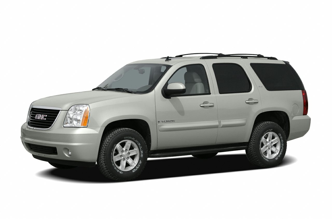 2007 GMC Yukon SLT SUV for sale in Garland for $16,995 with 115,945 miles.