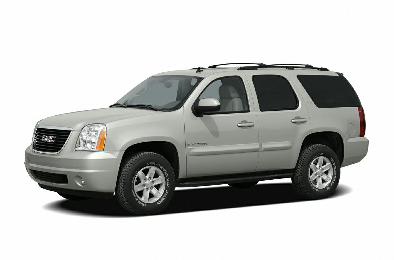 2007 GMC Yukon SLT SUV for sale in Manassas for $18,995 with 90,000 miles.