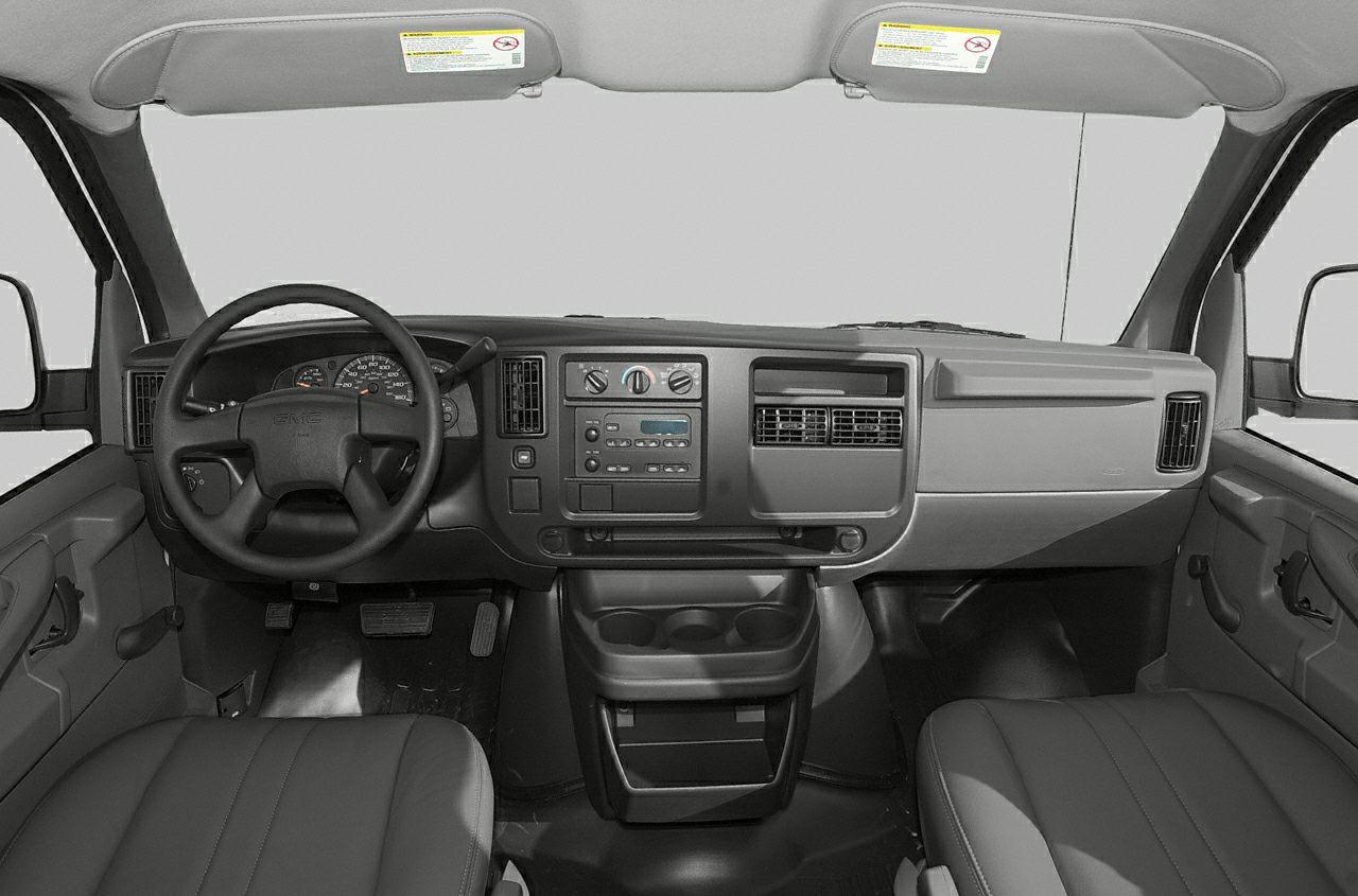 2007 gmc savana 2500 reviews specs and prices cars com