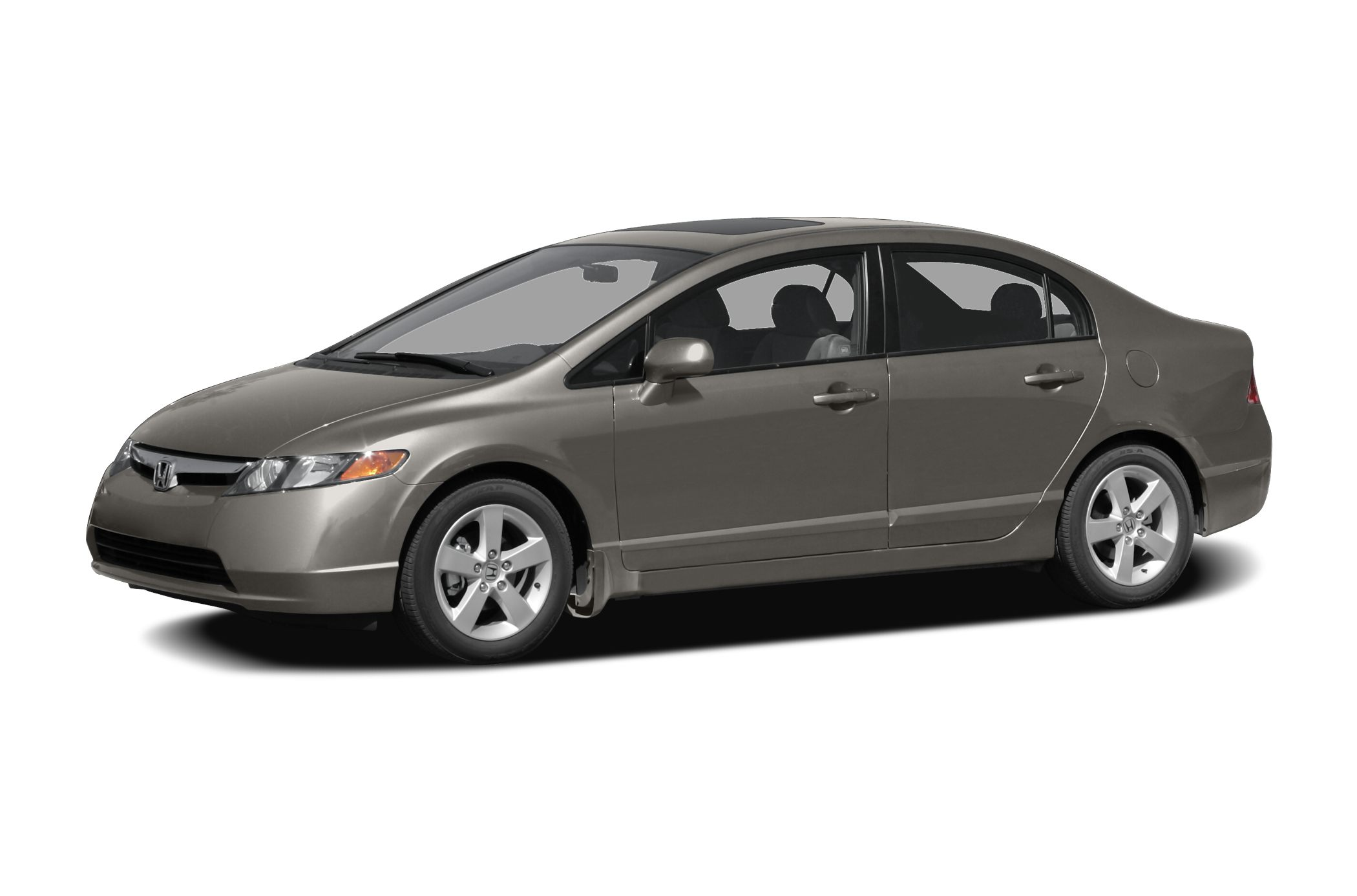 2007 Honda Civic EX Sedan for sale in Wilmington for $0 with 125,425 miles