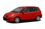 2007 Honda Fit