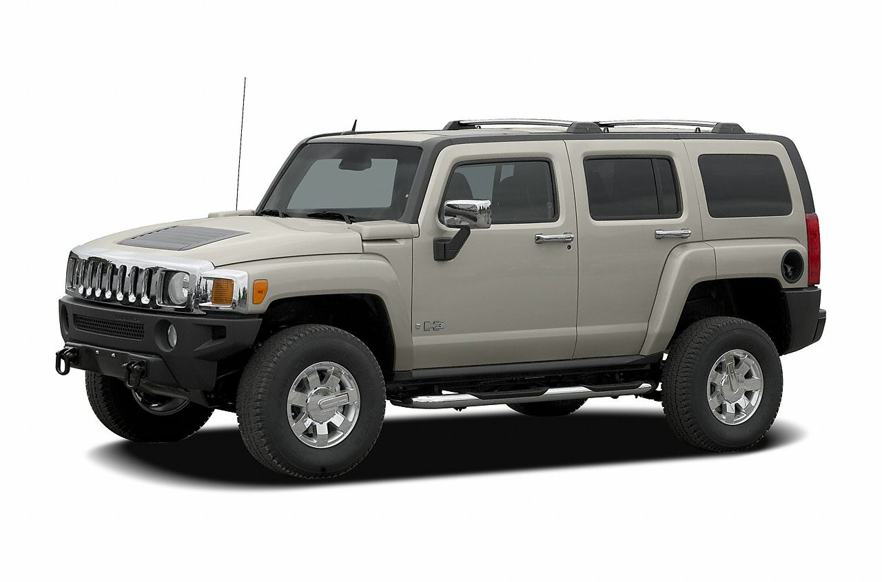 2007 Hummer H3 SUV for sale in Kalispell for $14,997 with 110,624 miles.