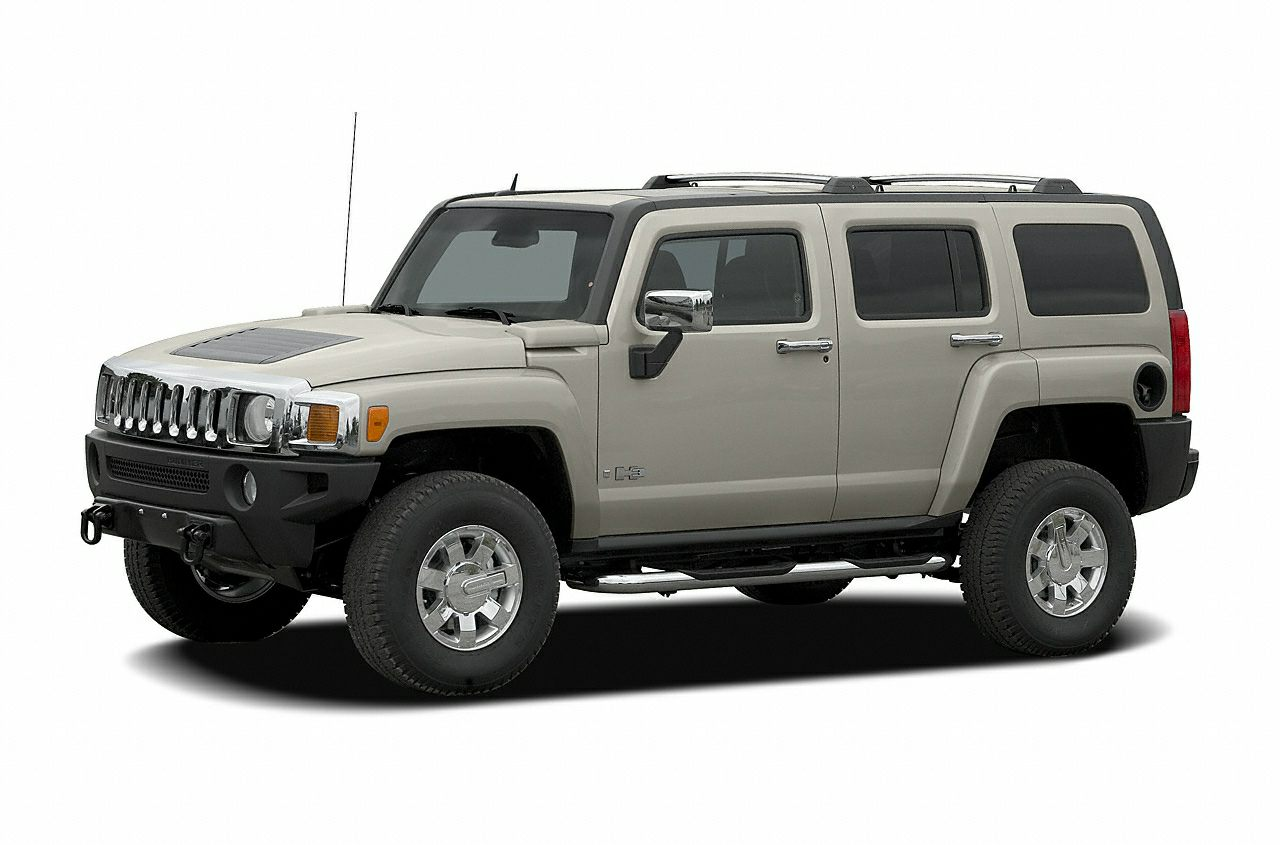 2007 Hummer H3 SUV for sale in El Paso for $18,995 with 92,431 miles