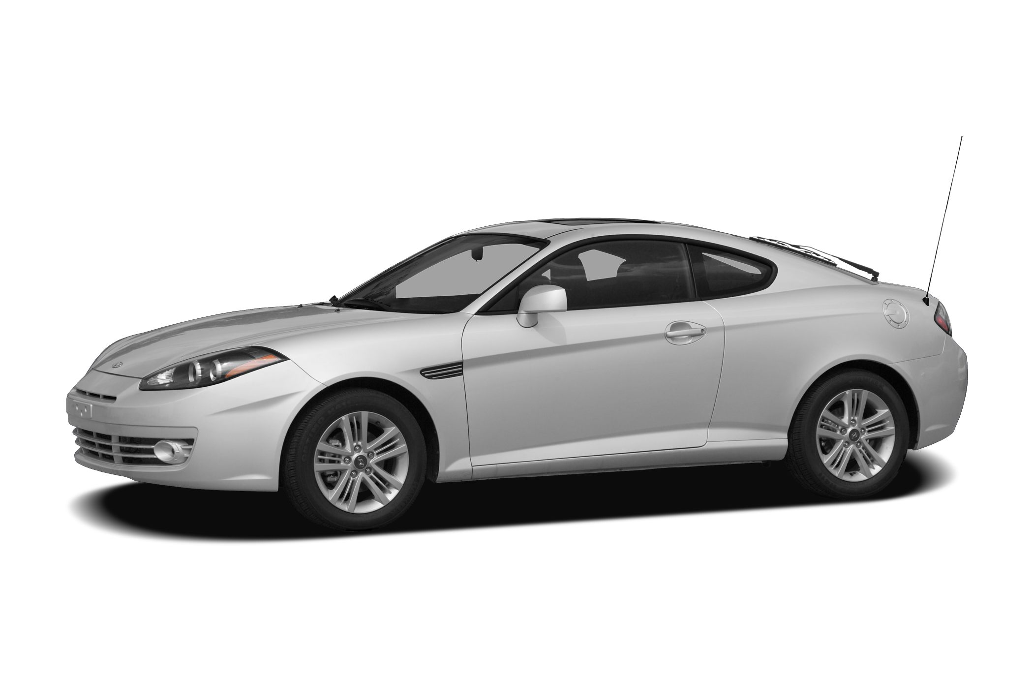 2007 Hyundai Tiburon GT Coupe for sale in Louisville for $7,500 with 132,045 miles.
