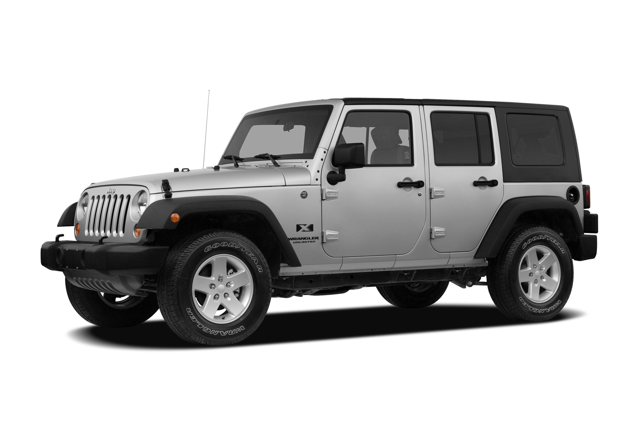 2007 Jeep Wrangler Unlimited Sahara SUV for sale in Kansas City for $20,149 with 94,829 miles.