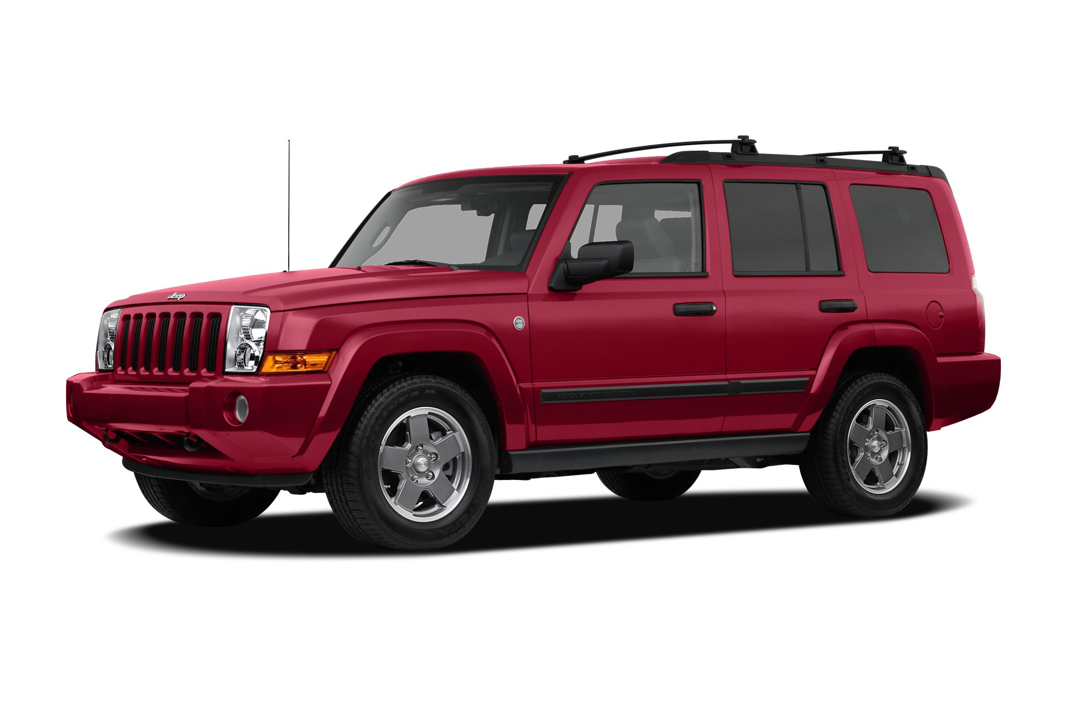 2007 Jeep Commander Sport SUV for sale in Winston Salem for $10,928 with 110,308 miles