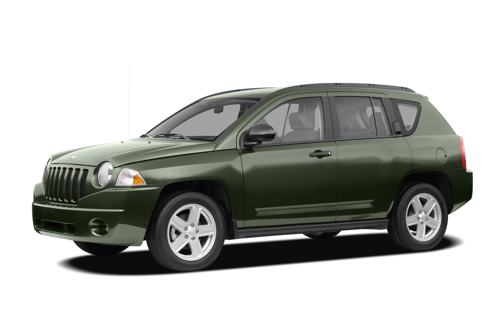 2007 Jeep Compass Limited SUV for sale in Lexington for $8,000 with 116,477 miles