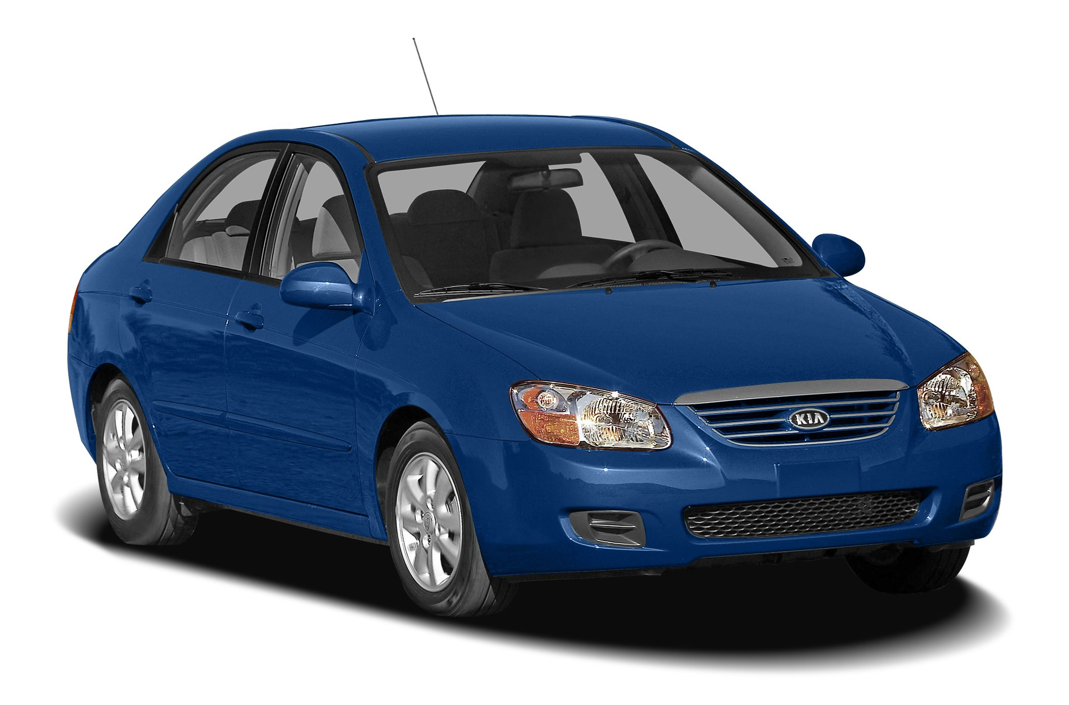 2007 Kia Spectra EX Sedan for sale in Nashville for $7,850 with 84,221 miles.