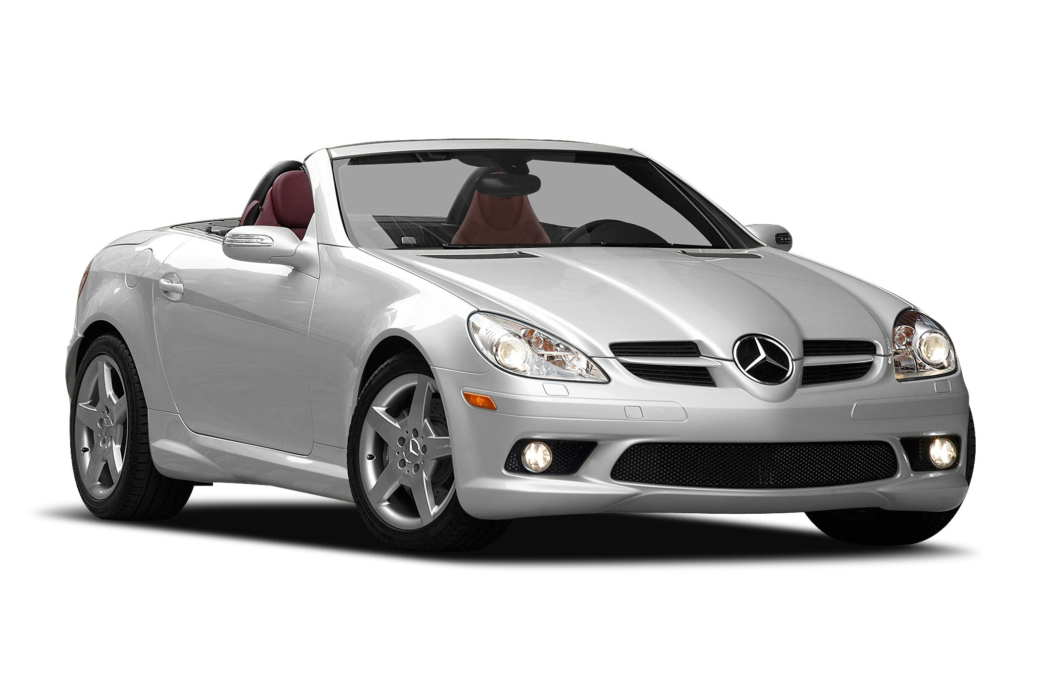 2007 Mercedes-Benz SLK-Class SLK350 Roadster Convertible for sale in Tulsa for $22,500 with 20,247 miles