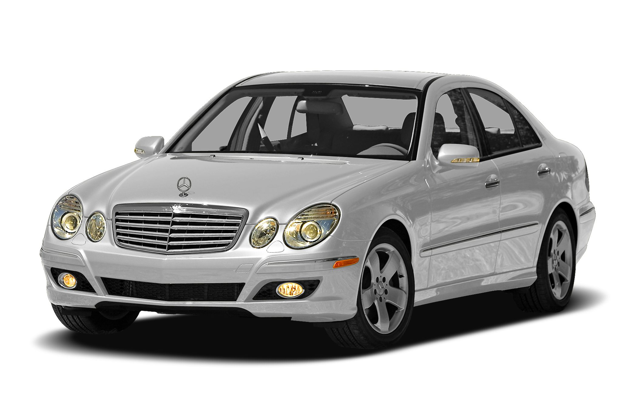 2007 Mercedes-Benz E-Class E550 4MATIC Sedan for sale in Charlotte for $12,995 with 118,724 miles.