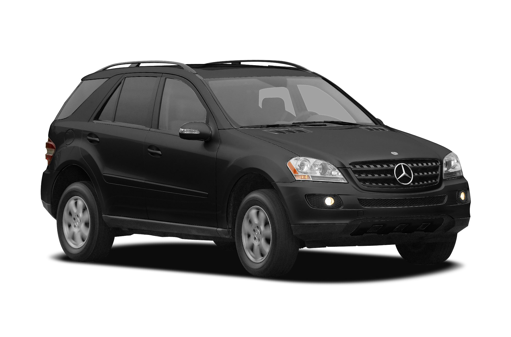 2007 Mercedes-Benz M-Class ML350 4MATIC SUV for sale in Chicago for $17,995 with 94,035 miles