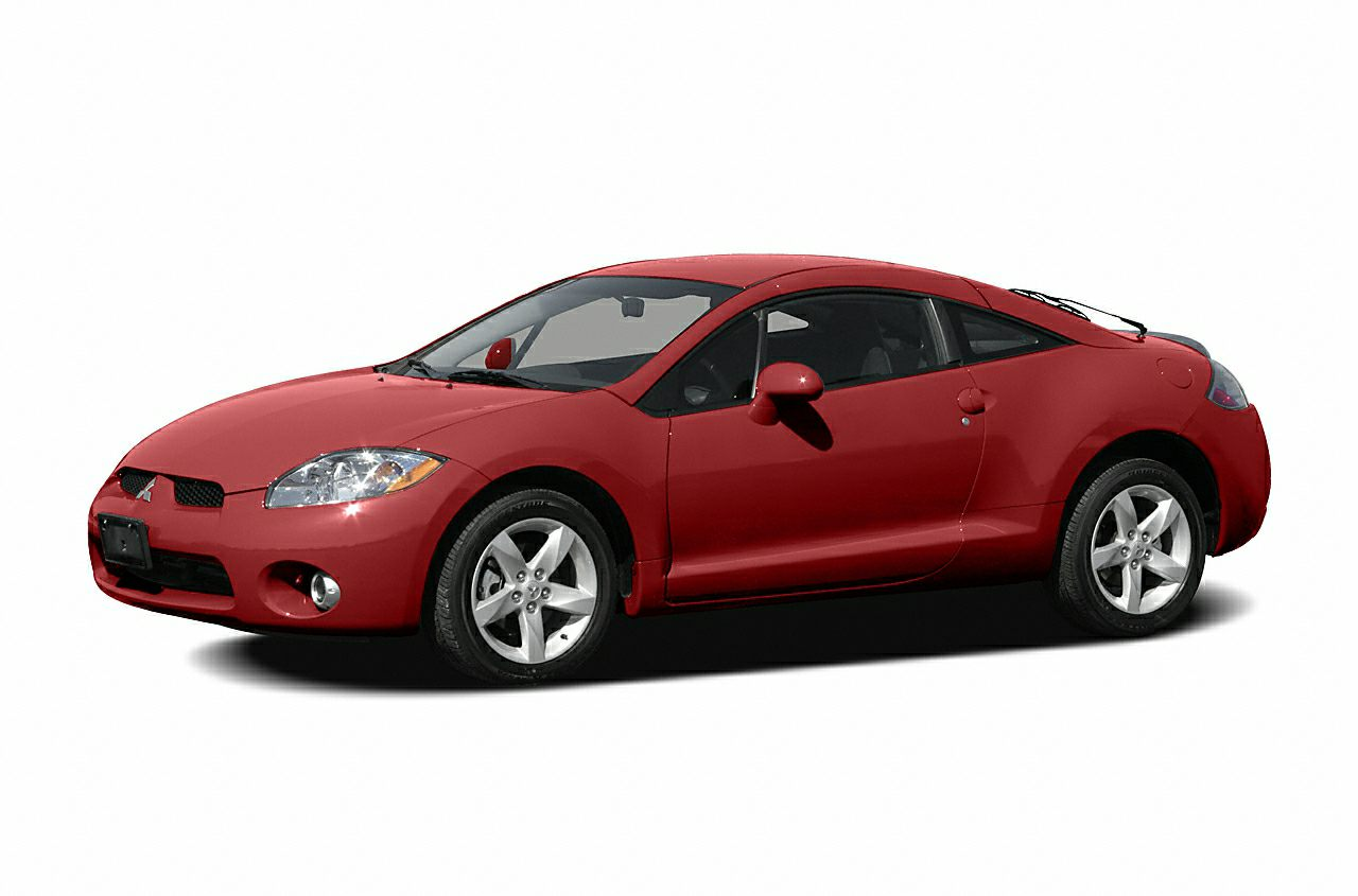 2007 Mitsubishi Eclipse GS Coupe for sale in Sacramento for $8,995 with 67,825 miles