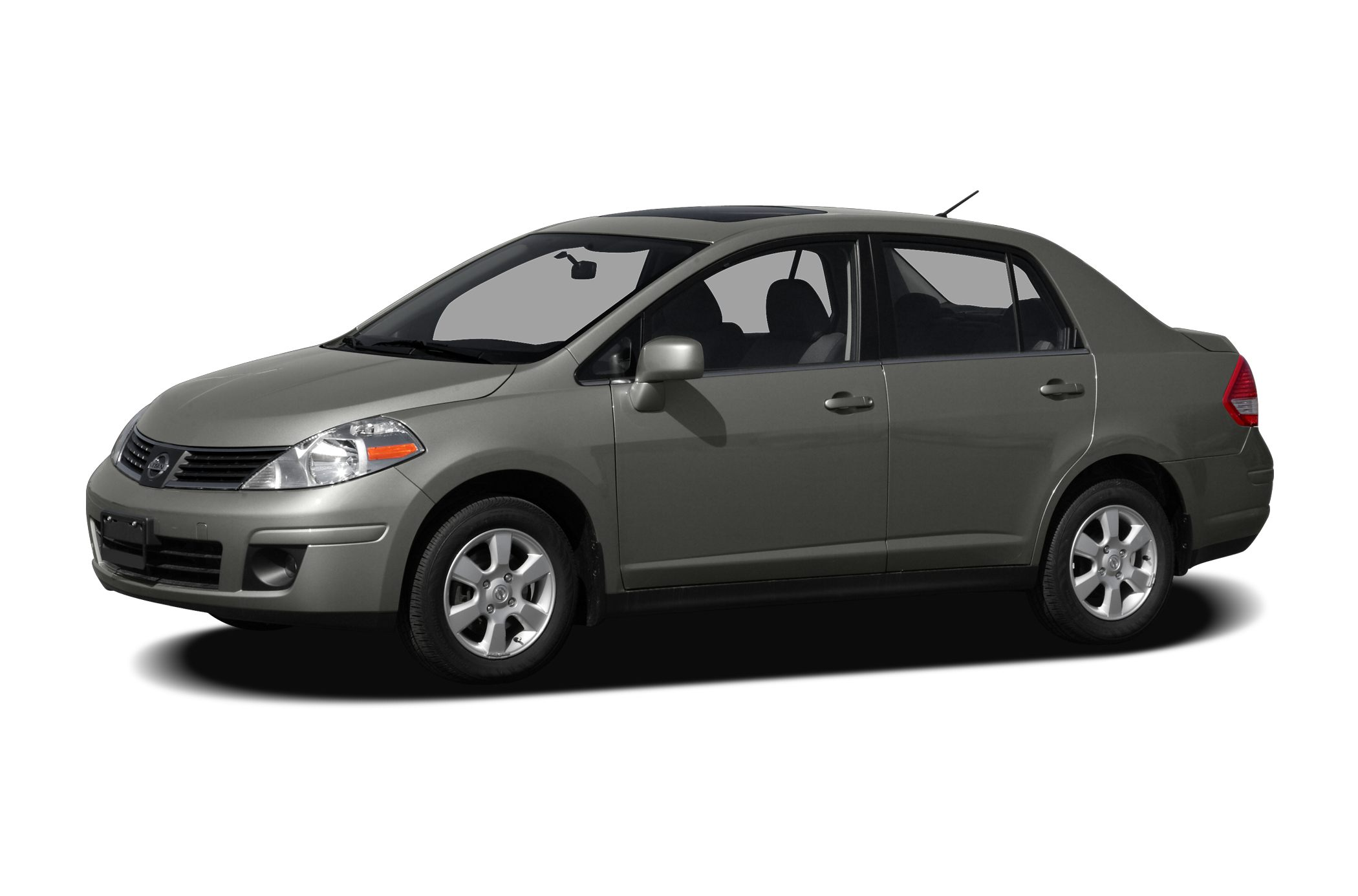 2007 Nissan Versa SL Hatchback for sale in Rocky Mount for $6,900 with 99,995 miles.