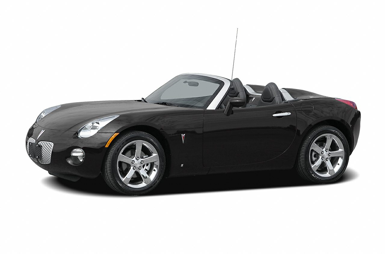 2007 Pontiac Solstice Convertible for sale in Belton for $0 with 18,726 miles