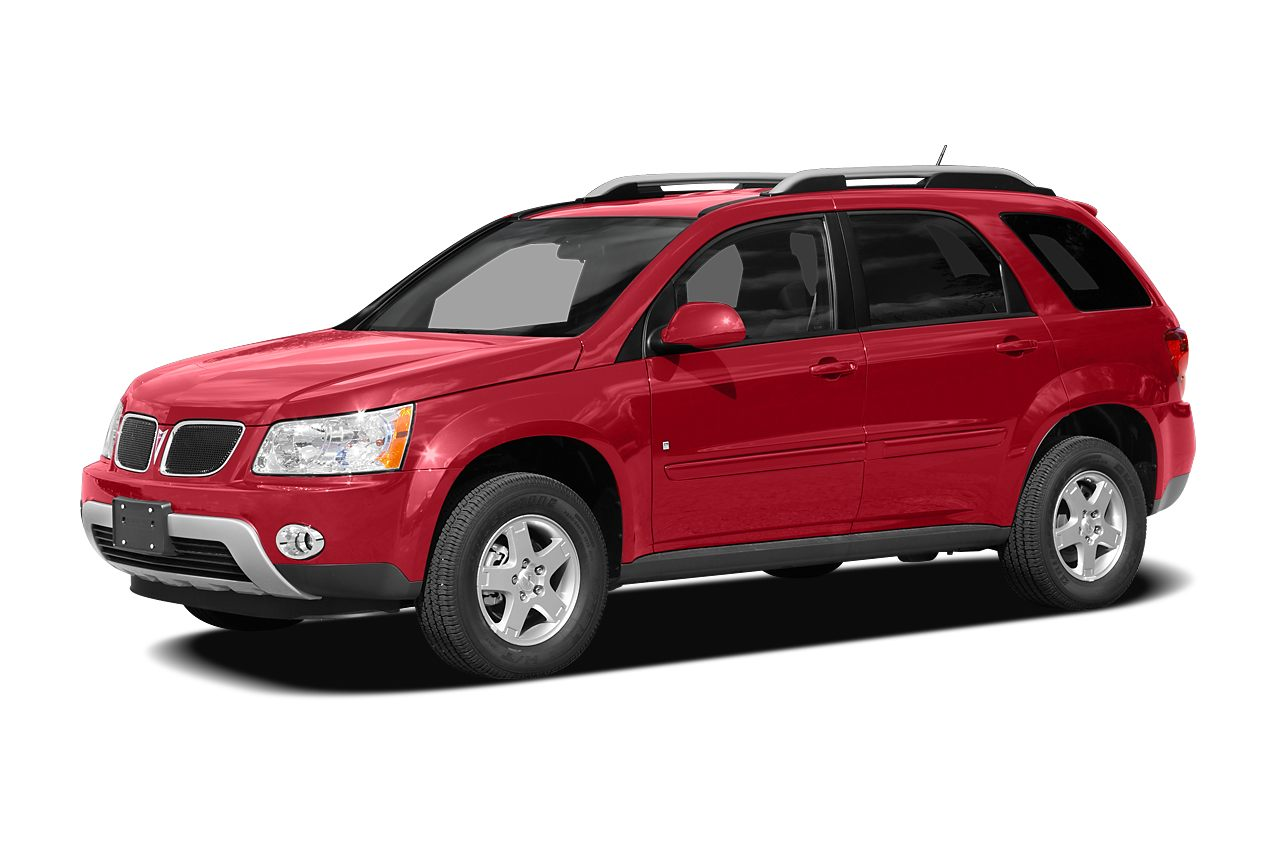 2007 Pontiac Torrent SUV for sale in Indianapolis for $8,555 with 99,755 miles.