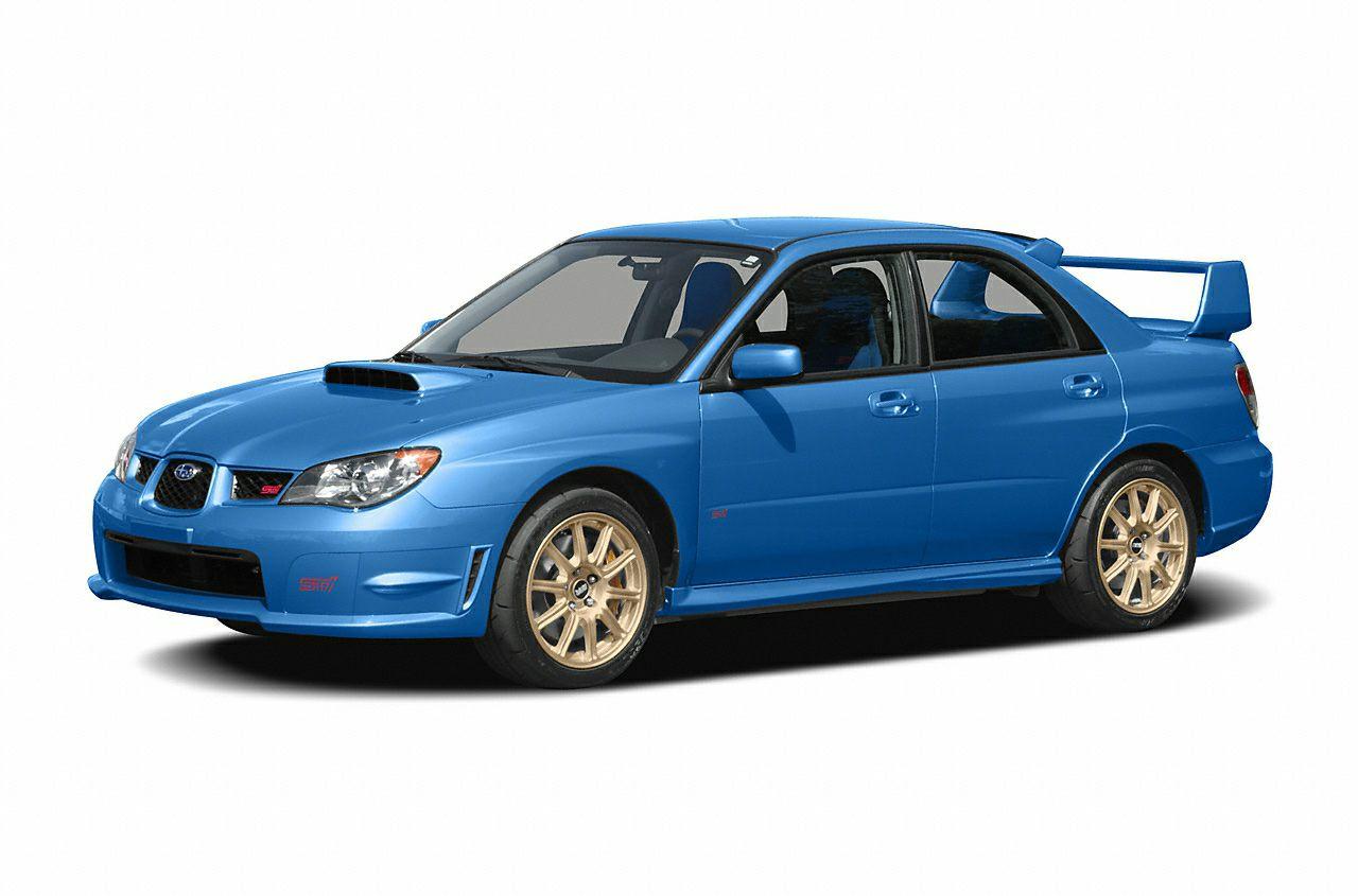 2007 Subaru Impreza WRX Sti Sedan for sale in Honolulu for $18,995 with 123,214 miles