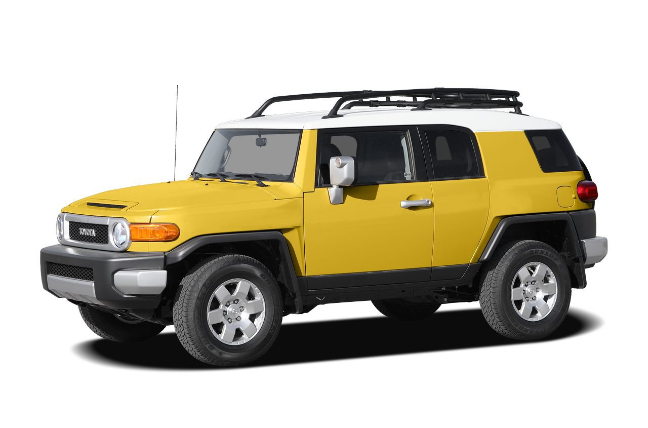 2007 Toyota FJ Cruiser SUV for sale in Sweetwater for $19,265 with 67,565 miles.
