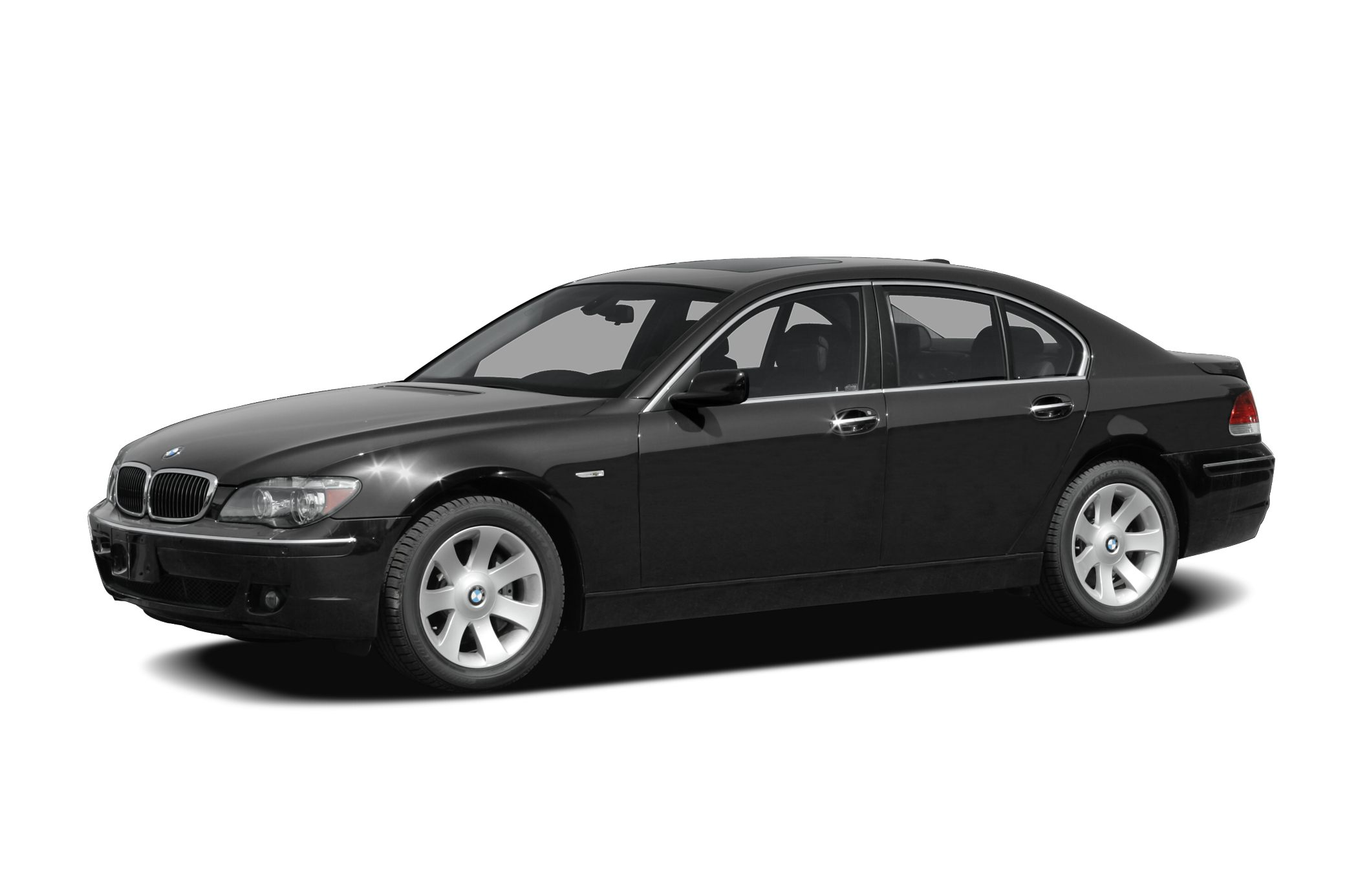 2008 BMW 750 Li Sedan for sale in Londonderry for $21,995 with 85,175 miles