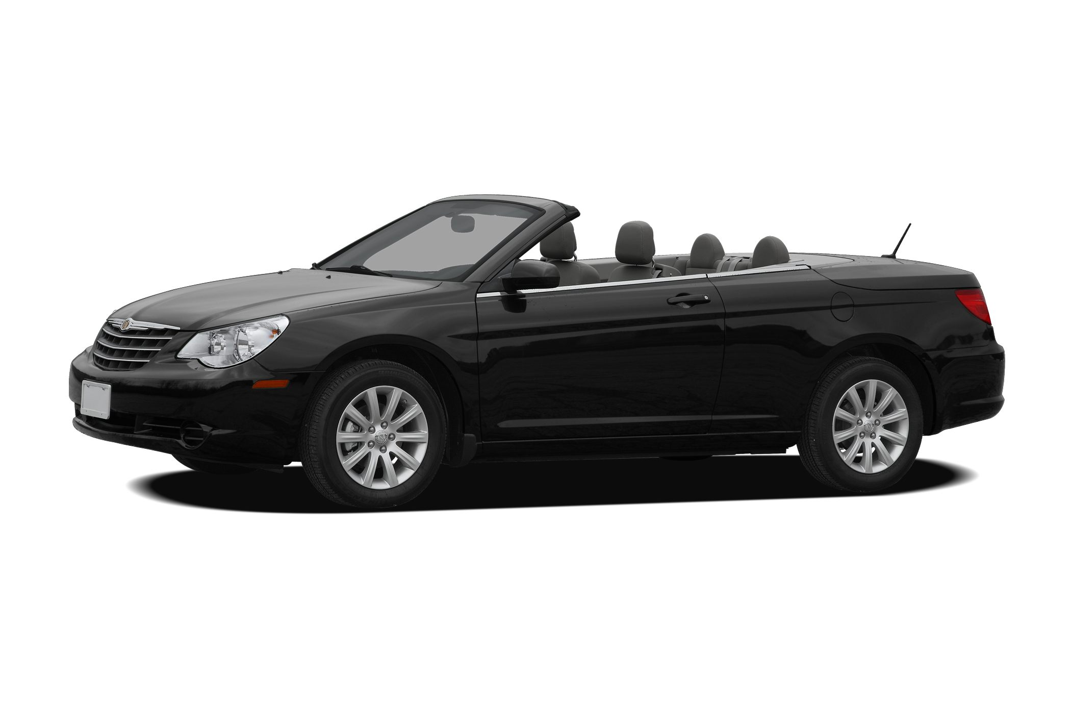 2008 Chrysler Sebring Limited Convertible for sale in Little Rock for $12,900 with 51,000 miles.