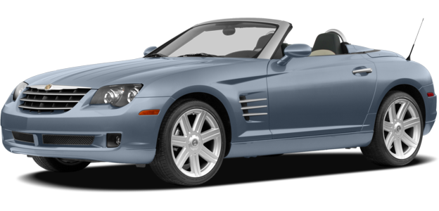 2008 Chrysler Crossfire
