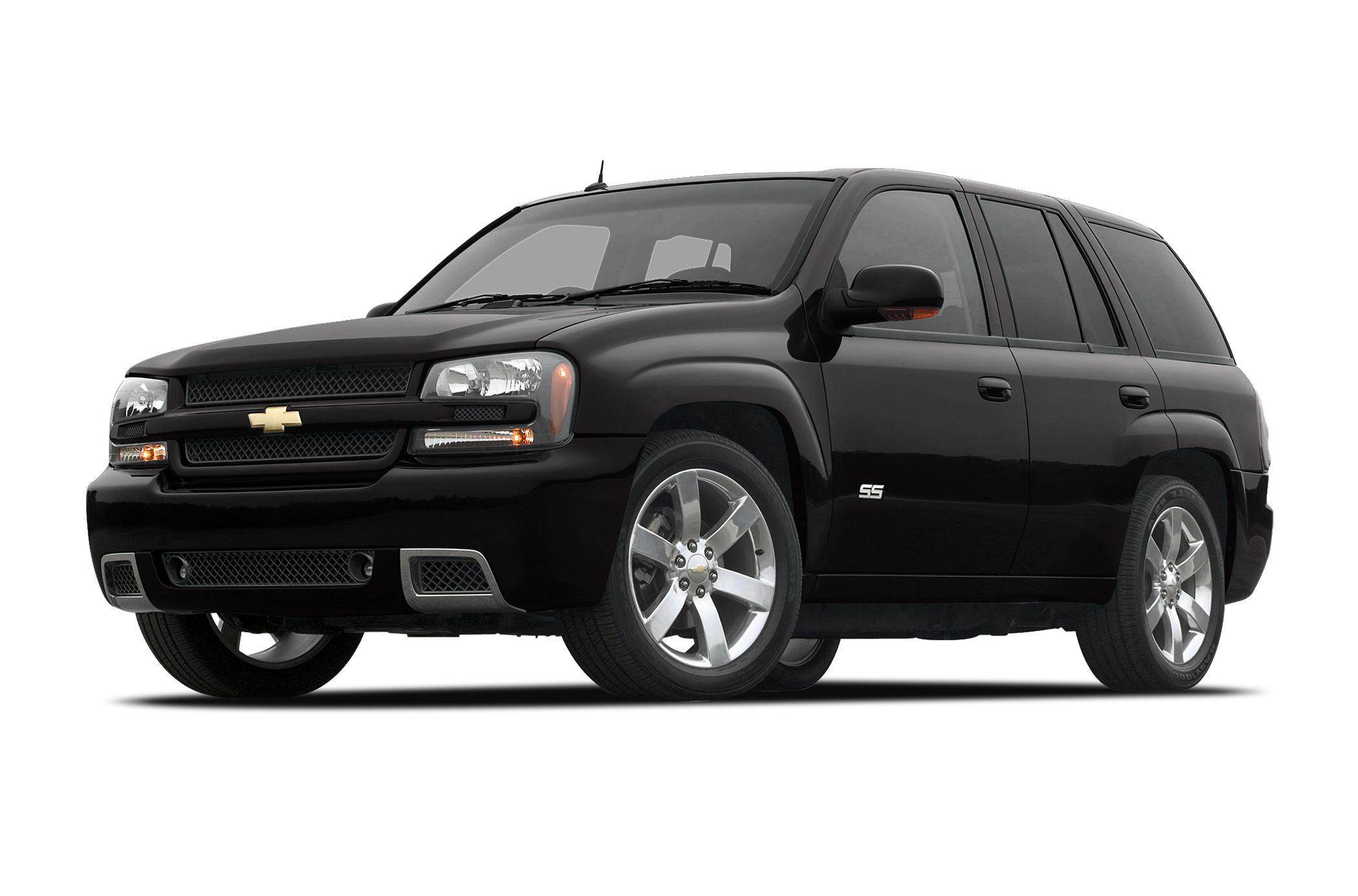 2008 Chevrolet TrailBlazer SS SUV for sale in Hooksett for $17,899 with 87,204 miles