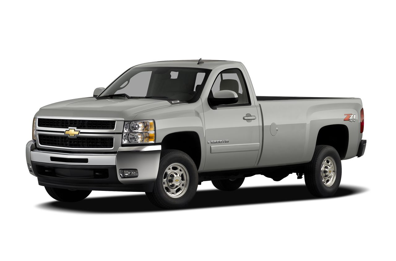 2008 Chevrolet Silverado 2500 LT H/D Extended Cab Pickup for sale in Emmetsburg for $15,500 with 141,562 miles