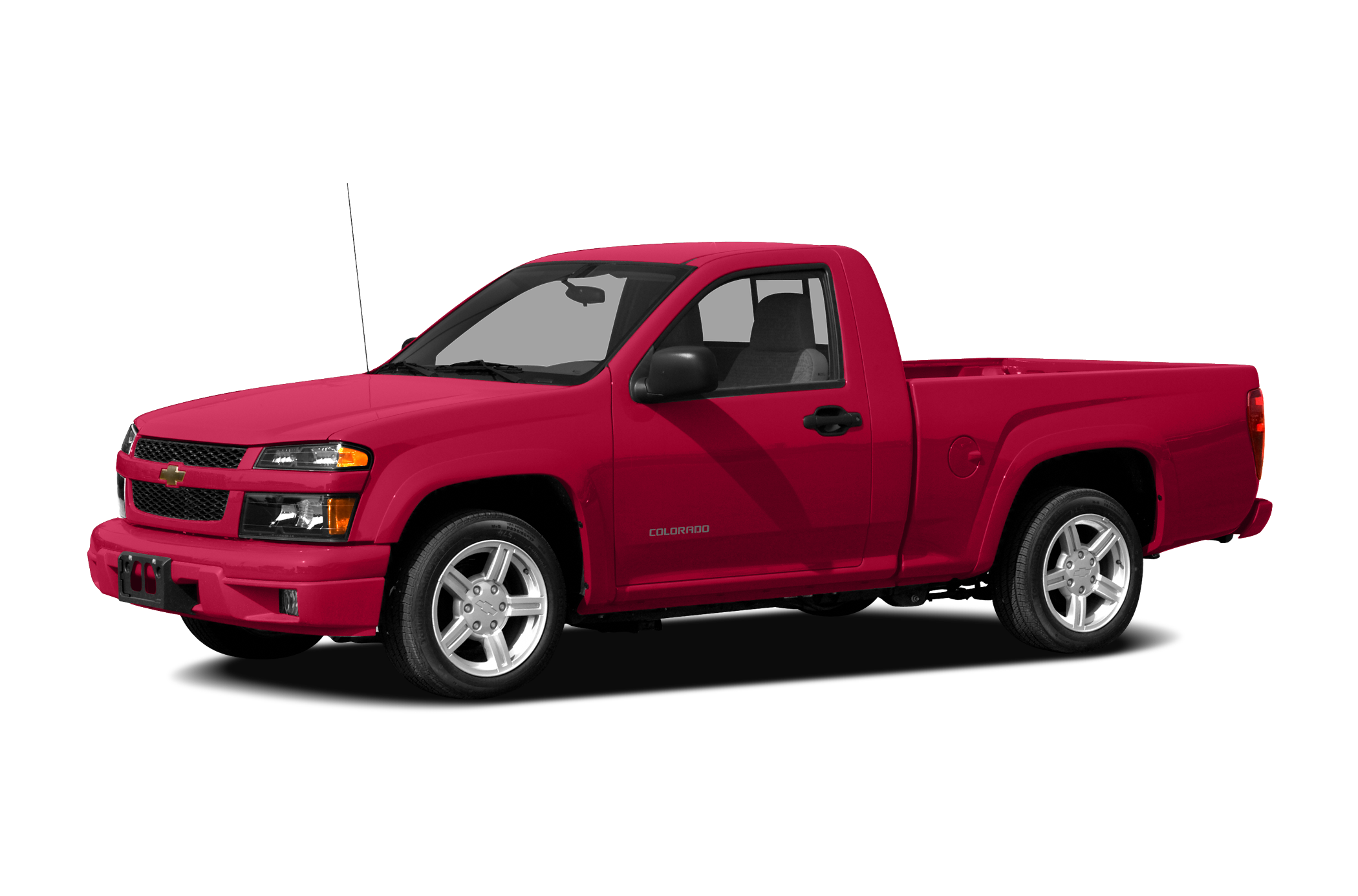 Available in 14 styles: 2008 Chevrolet Colorado 4x2 Regular Cab 6' box
